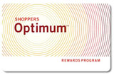 Donate Shoppers Optimum Points